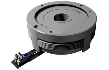 Embreagem Eletromagnética Multidisco com Rolamento UERAB