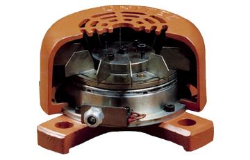 Freio Eletromagnético Monodisco Polar com Ventilador UPF
