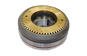 eletromagnetic clutch with frontal toothed UEZA